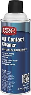 Best CRC - 2130 QD Plastic Safe Liquid Contact Cleaner, 11 oz Aerosol Can, Clear Review