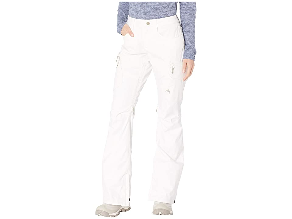 Burton Gloria Pant (Stout White) Women
