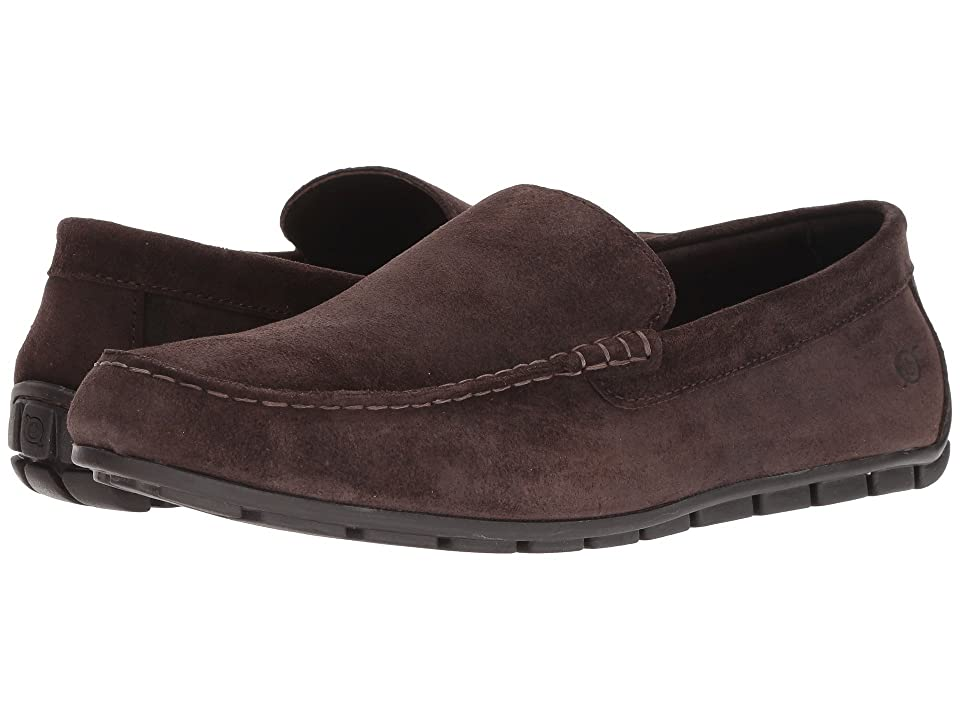 Born Allan (Dark Brown (Lince) Suede) Men