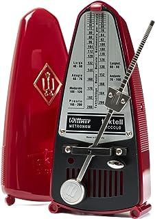 Wittner 834 Taktell Piccolo Metronome, Ruby