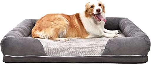 Arrow Navy Dog Bed New Dog Gift Dog Furniture Large Dog Bed Personalized Pet Bed Geometric Custom Name Dog Mattress Small Cat Bed