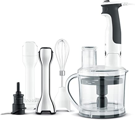 Breville BSB530BSS The All in One Stick Mixer, Brushed Stainless Steel