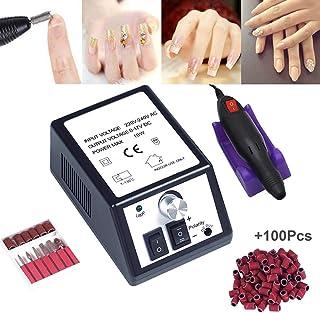 Lima de uñas eléctrica para el cuidado de la cutícula,
