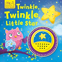 Twinkle, Twinkle Little Star (A Big Button for Little Hands Sound Book)