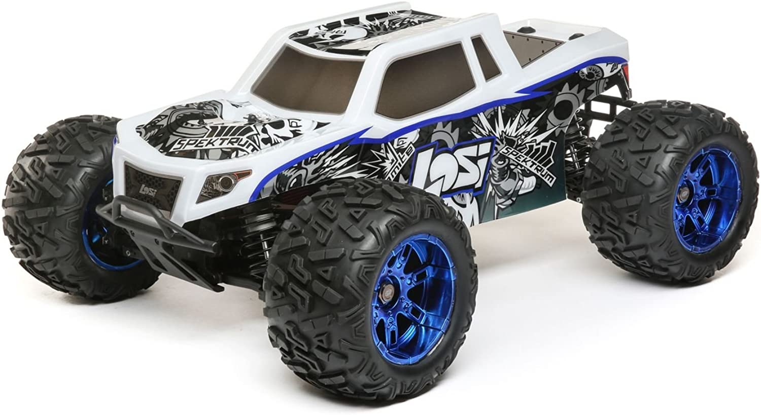 1 8 LST 3XL-E 4WD Monster Truck Brushless RTR mit AVC