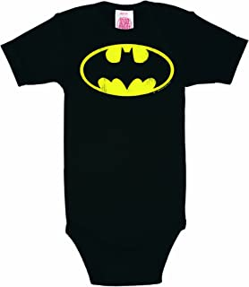 TRVPPY Baby Body Strampler Modell Batman Superman Flash Wonderwoman Kinder Shirt