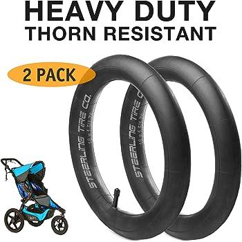 Black Valco Baby Universal Inner Tube for Stroller Tires 10