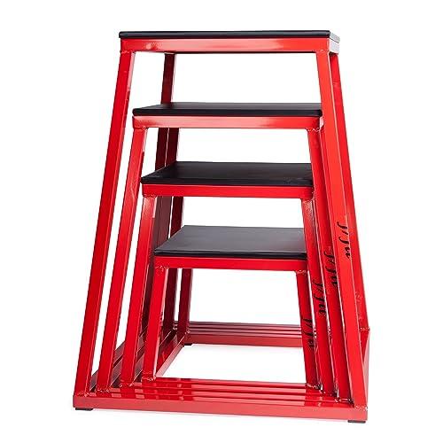 Box Jumps For Sale >> Plyometric Box Jumps Amazon Com