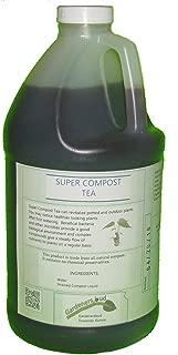 Super Compost Tea (1, 64 Oz 1/2 Gallon)