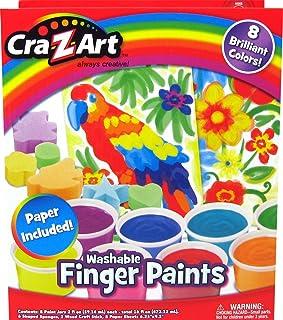 Cra-Z-Art Finger Paints (12406)