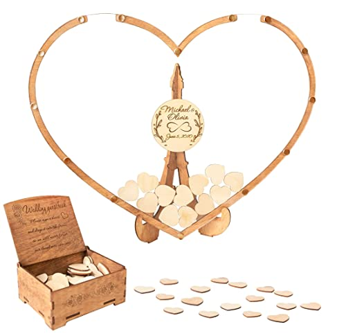popular Wedding online Guest Book Alternative, Heart Drop Guest Book, Heart Frame Wedding Guest Book, Guest Book Sign, Rustic new arrival Wedding Decor, Wooden Drop Box sale
