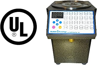 UL Certified Bubble Tea Fructose Sugar Dispenser Machine