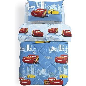 Piumone Letto Singolo Cars.G C Enterprise Trapunta Piumone Invernale Cars Disney Pixar Per Letto Singolo Una Piazza T720 Amazon It Casa E Cucina