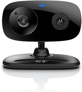 Motorola Wi-Fi HD Home Monitoring Camera, Black - FOCUS66