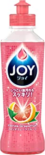 Joy Concentrated Degreaser Dishwashing Liquid (Pink) #Florida Grapefruit 190ml (Florida Grapefruit)