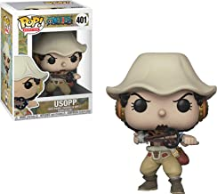 Funko Pop Animation: Usopp One Piece Collectible Figure, Multicolor
