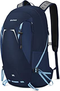 Gonex Hiking Travel Backpack 30L Small Lightweight Daypack for Camping Climbing for Women Men Outdoor