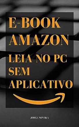 e-book Amazon - Leia no PC sem aplicativo