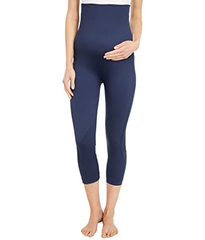 Belly Bandit Mother Tucker(r) Active Compression Capris (Storm) Women