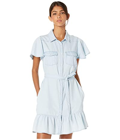 Paige Callan Dress w/ Western Pockets (Cadie) Women
