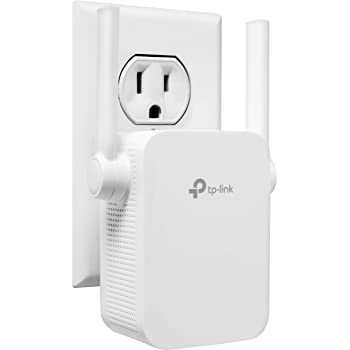 TP-Link N300 WiFi Extender,Covers Up to 800 Sq.ft, WiFi Range Extender supports up to 300Mbps speed, Wireless Signal Booster and Access Point for Home, Single Band 2.4Ghz only(TL-WA855RE)