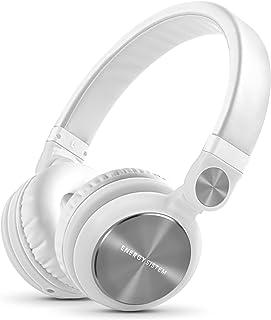 Energy Sistem Headphones DJ2 White (DJ style headphones, 180º rotation, detachable cable, microphone and hands-free function)