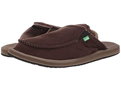 Sanuk You Got My Back II Chill (Dark Brown) Men