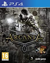 Arcania PlayStation 4 by Nordcurrent