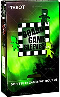 Board Game Sleeves: Tarot (Non-Glare) 70x120mm