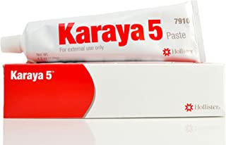 Karaya 5 Skin Barrier Paste 4.5 OZ Tube