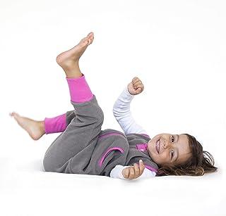 baby deedee Kicker Sleep Sack with Feet, Slate, 18 Months