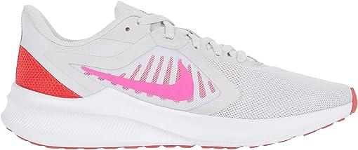 Vast Grey/Fire Pink/Ember Glow/White