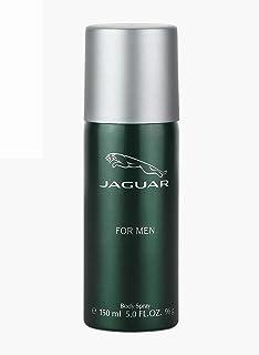 Jaguar Deodorant Body Spray for Men, Green, 150 ml