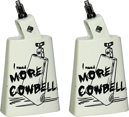 wholesale Latin Percussion LP204C-MC Black Beauty online Cowbell, More Cowbell (Тwo high quality Рack) online sale