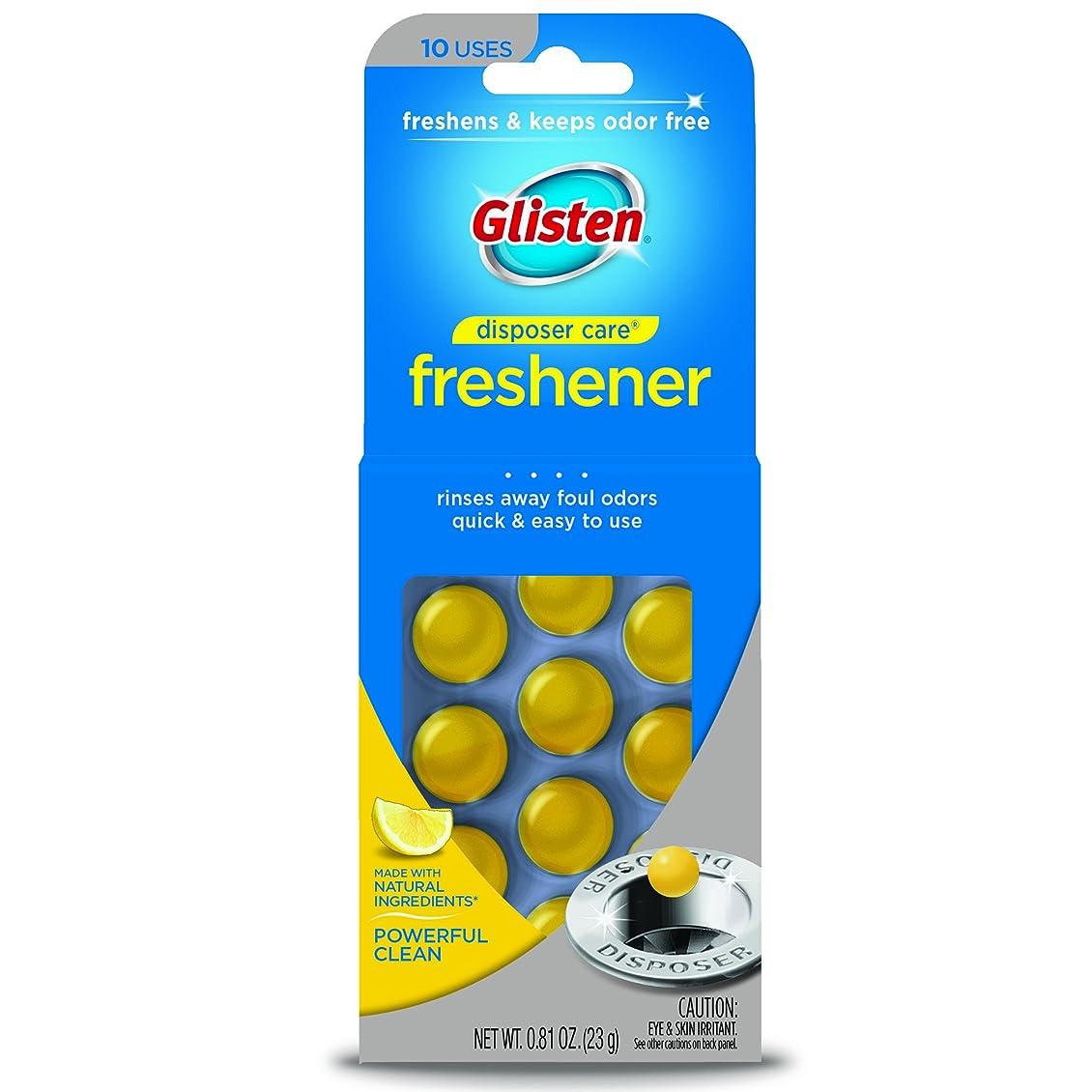 踏み台知性オーバーフロー【ディスポーザルケアー】Glisten disposer care  海外直送品