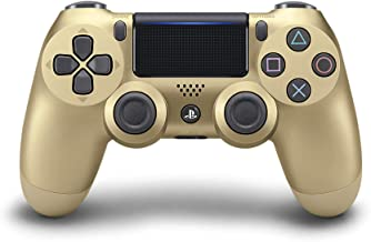 Sony CUH-ZCT2G 14 DUALSHOCK4 wireless controller, Gold