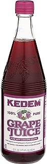 Kedem Concord Grape Juice, 22 oz