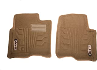 Lund 583025-T Catch-It Carpet Tan Front Seat Floor Mat - Set of 2
