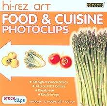 Hi-Rez Art: Food & Cuisine PhotoClips