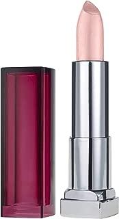 Maybelline New York Color Sensational Pink Lipstick, Satin Lipstick, Pink Sand, 0.15 Ounce, Pack of 1