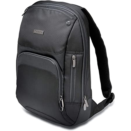 Sac /à dos pour ordinateur portable 21Liter Sac Anti Vol Imperm/éable Bookbag pour Hommes Femmes Coll/ège Voyage /École Travail Noir