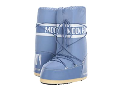 MOON BOOT Moon Boot(r) Nylon (Stone Wash) Cold Weather Boots