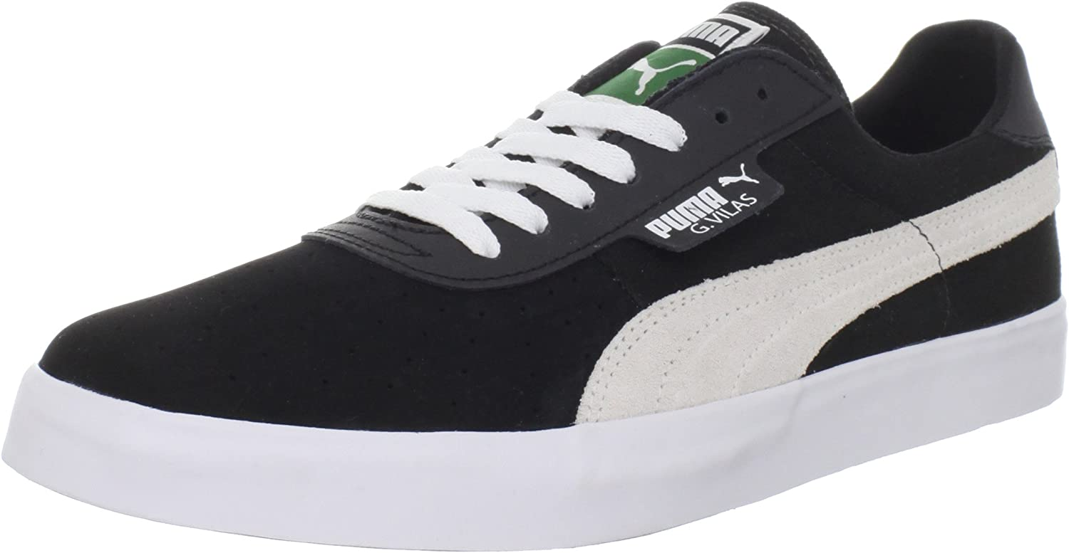 PUMA Men's Gv Vulc Lace-Up Fashion Sneaker