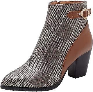 BalaMasa Womens ABS13940 Pu Boots