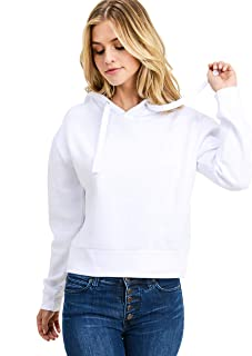 Best white womens sweatshirt Reviews