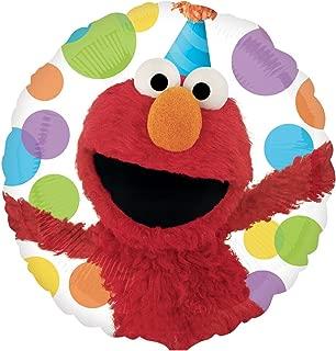 Amscan Sesame Street Mylar Balloon