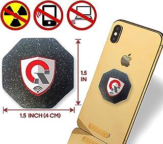 Best EMF Protection CELL PHONE : Radiation Protection Tesla Technology EMF Shield WiFi, Laptop-All Devices| Negative Ion Generator| Global AWARDS Anti Radiation Shield, EMF Blocker Neutralizer 1.5INCH