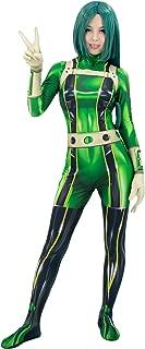 my hero academia froppy costume