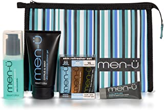 Men-U Travel Kit for Mens Grooming