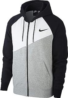 Nike M NSW Swoosh Hoodie FZ Ft Felpa Uomo